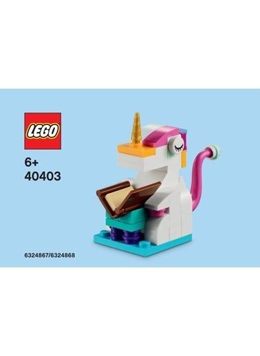Lego Lego Literacy Day Unicorn Renkli
